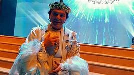 Pavel Trávníček si zahraje krále.