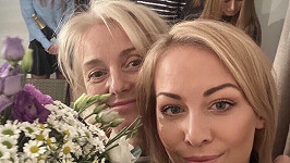 Veronika Žilková s dcerou Agátou