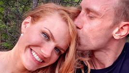 Gabriela Koukalová s novým přítelem Milošem