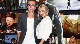 Vojta Drahokoupil a Kristýna Kubíčková jsou krásný pár.