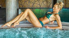 Hana Mašlíková má skvělou figuru.