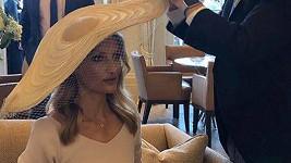 Tereza Maxovádostala pozvánku na svatbu roku.