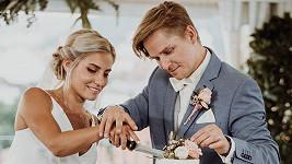 První série reality show začala svatbou Natálie a Františka. Vztah nevydržel.