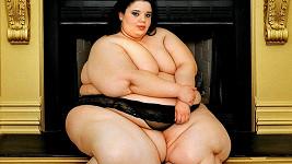 Nejtěžší Loloiho modelka vážila 270 kilogramů.