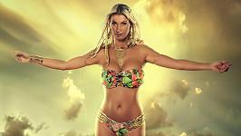 Dominika Mesarošová na krásných nových fotkách