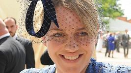 Laura Lopes v úterý na události Royal Ascot 2015