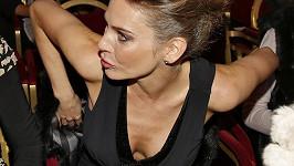 Andrea Verešová byla opět za sexy dámu.
