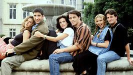 Která epizoda Přátel je u diváků nejméně oblíbená?