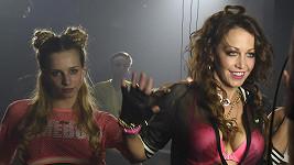 Agáta Prachařová ve svém videoklipu