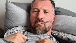 Všechno zlé je pro něco dobré. Po vyléčení z nemoci covid-19 může Petr pomoct jiným pacientům.