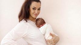 Veronika Farářová s dcerou Viktorií