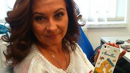 Dana Morávková miluje jednu pohádkovou postavičku.