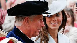 Princ Charles by tentokrát rád do rodiny uvítal děvčátko.