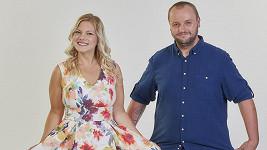 Simona a Radek se potkali v show Svatba na první pohled.