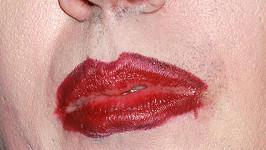 Marilyn Manson a jeho vizážistické umění...