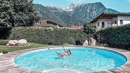 Nikol Švantnerová chytá bronz i v Alpách.