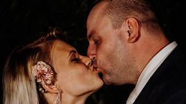 Simona a Radek v reality show Svatba na první pohled