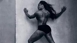 Serena Williams pro Pirelli 2016 a fotografku Annie Leibovitz