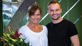 Olga Šípková a Marek Dědík jsou dalším párem StarDance.