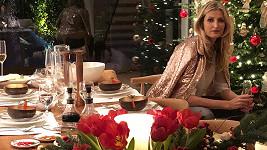 Štědrý den ve svém pražském domově Maxová letos neoslaví.