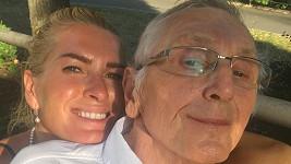Olga zveřejnila první snímek s manželem po několika měsících.
