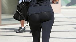 Pozadí Kim Kardashian.