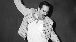 Petr Vančura jako Freddie Mercury