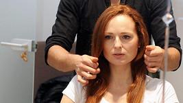 Markéta Hrubešová si narovnala vlasy. Sluší jí to?