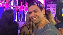 Petr Vojnar se dnes stal šťastným tátou.