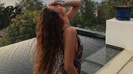 Monika Bagárová chytá bronz v Thajsku bez svého přítele.