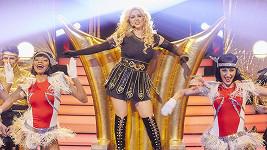 Marta Jandová jako Madonna