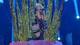 Anna Slováčková jako Lady Gaga