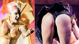 Lady Gaga ve Vancouveru.