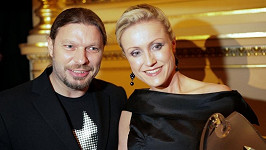 Zuzana a Petr Kolářovi.