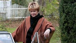 Alena Vránová zlomila nad dcerou hůl.