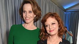 Sigourney Weaver a Susan Sarandon vědí, co je to být glamour.
