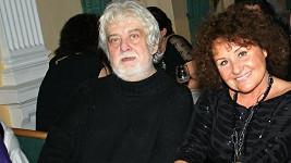 Jakub Jakoubek a Miloš Skalka s Jitkou Zelenkovou