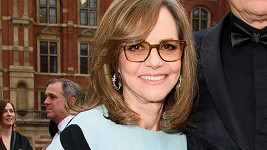 Sally Field v londýnské Royal Albert Hall