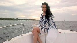 Lucie Bílá jezdí pozorovat delfíny.