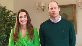 Princ William a vévodkyně Kate