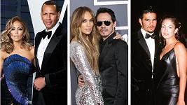 Jennifer Lopez a její osudoví muži