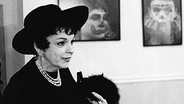 Judy Garland šestačtyřicetiletá. Zbývá jí rok života