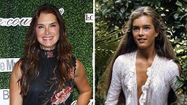 Brooke Shields po 37 letech