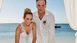 Petr Suchoň a Klára Koukalová se vzali.