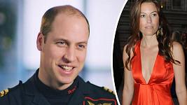 Princ William měl vždy dobrý vkus na ženy...