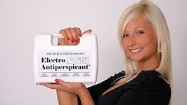 Co je Electro Antiperspirant?