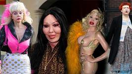 I takové slavné osobnosti se dají v Hollywoodu potkat...