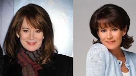 Patricia Richardson se během dvaceti let od natáčení seriálu Kutil Tim téměř nezměnila.