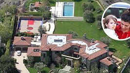 Dům v Beverly Hills se změnil v noční můru.