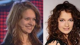 Kristína Zakuciová se proměnila z ošklivky v modelku.